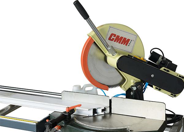 CM-S-02精密转盘切割机
