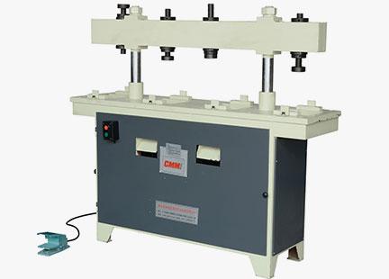 CM-P-02铝型材液压四柱(双柱)冲床